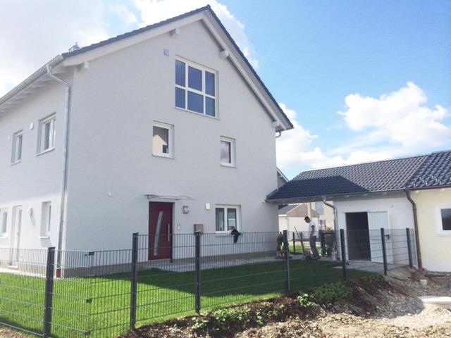 Aschheim Doppelhaus