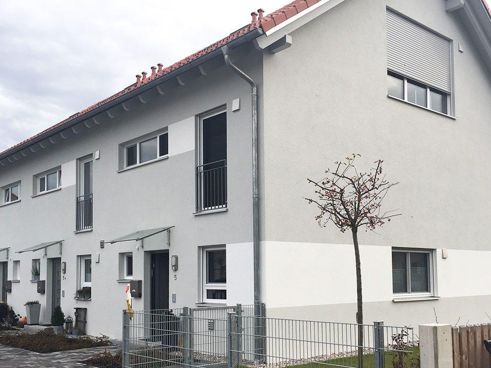 Neubau Ismaning Reisingerstr.