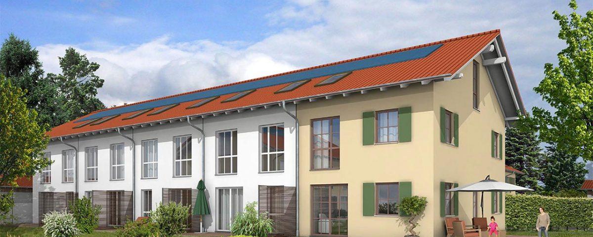 Neubau Sauerlach Lochhofen